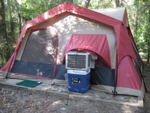 Best camping tent air conditioner