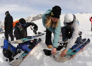 Best Splitboard Skins
