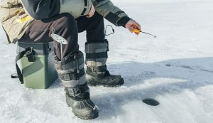 top ice fishing boots styles